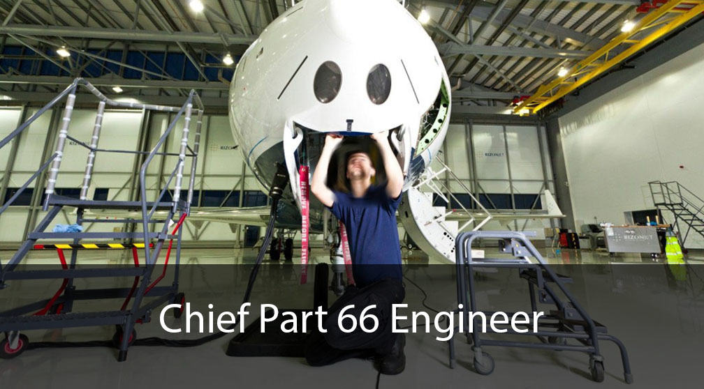 AFTA requrie a Chief Part 66 Engineer