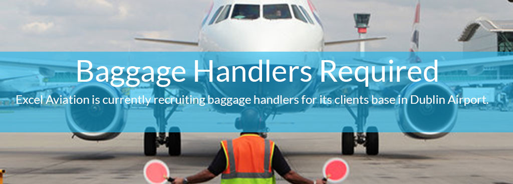 Baggage handler Excel Aviation