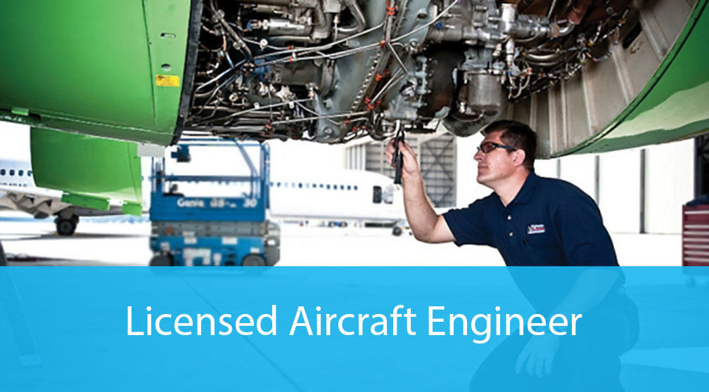 Licensed Aircraft Engineer B1, B2, Cat-A