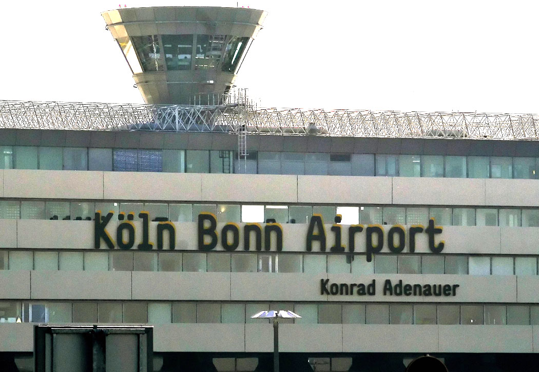 Cologne Airport 2016