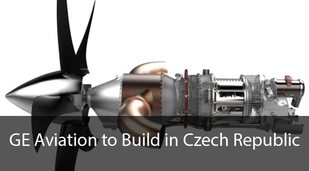 Ge planning to build in Czech Republic.
