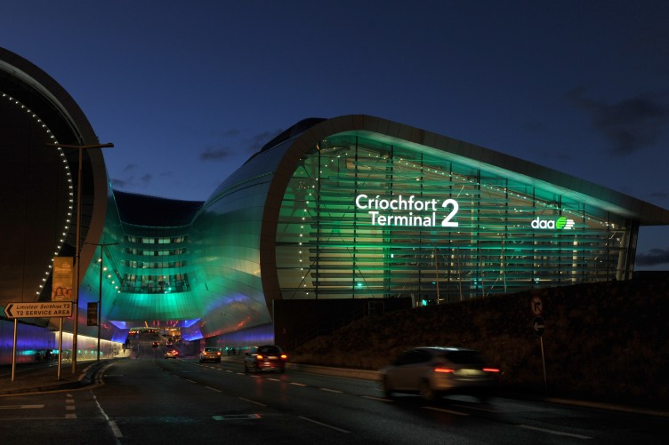 Dublin Airport growth of 16% in 2015.