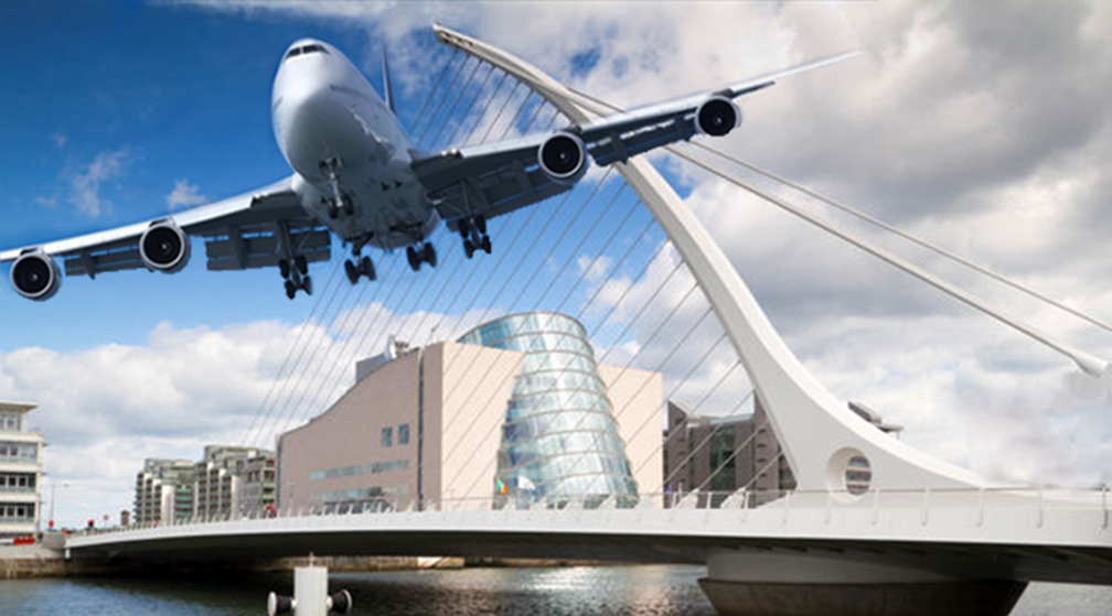 Ireland Aircraft leasing.