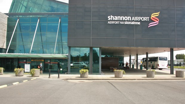 Shannon Airport records growth of 5%.