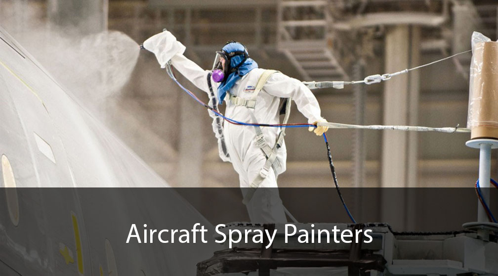 Aircarft Spray Painters