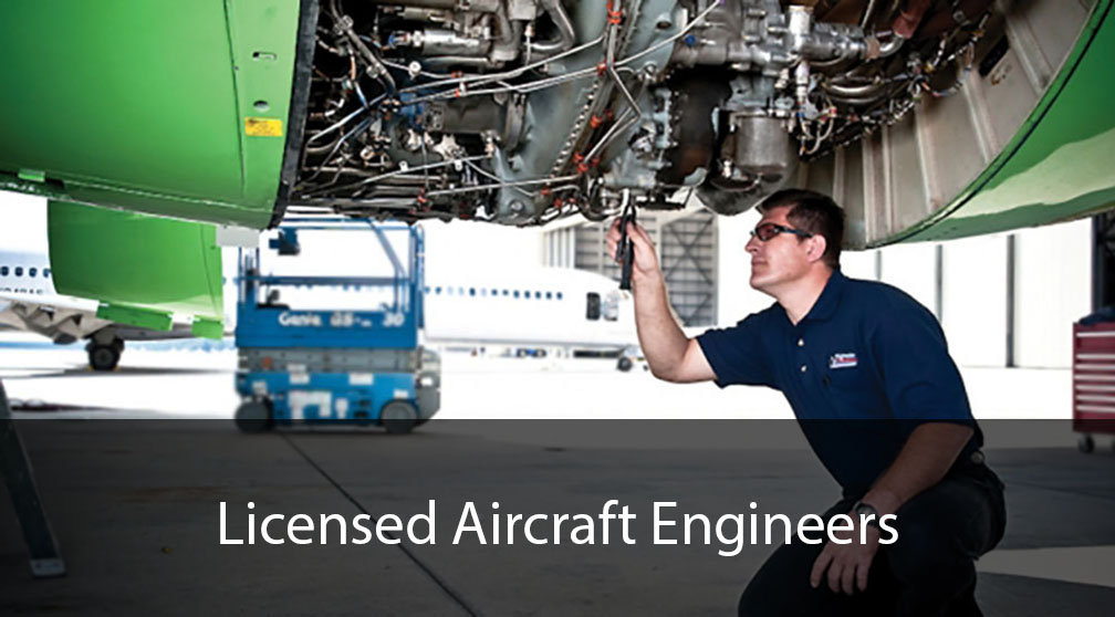 Lincensed Aircaft Engineer | Excel Aviation