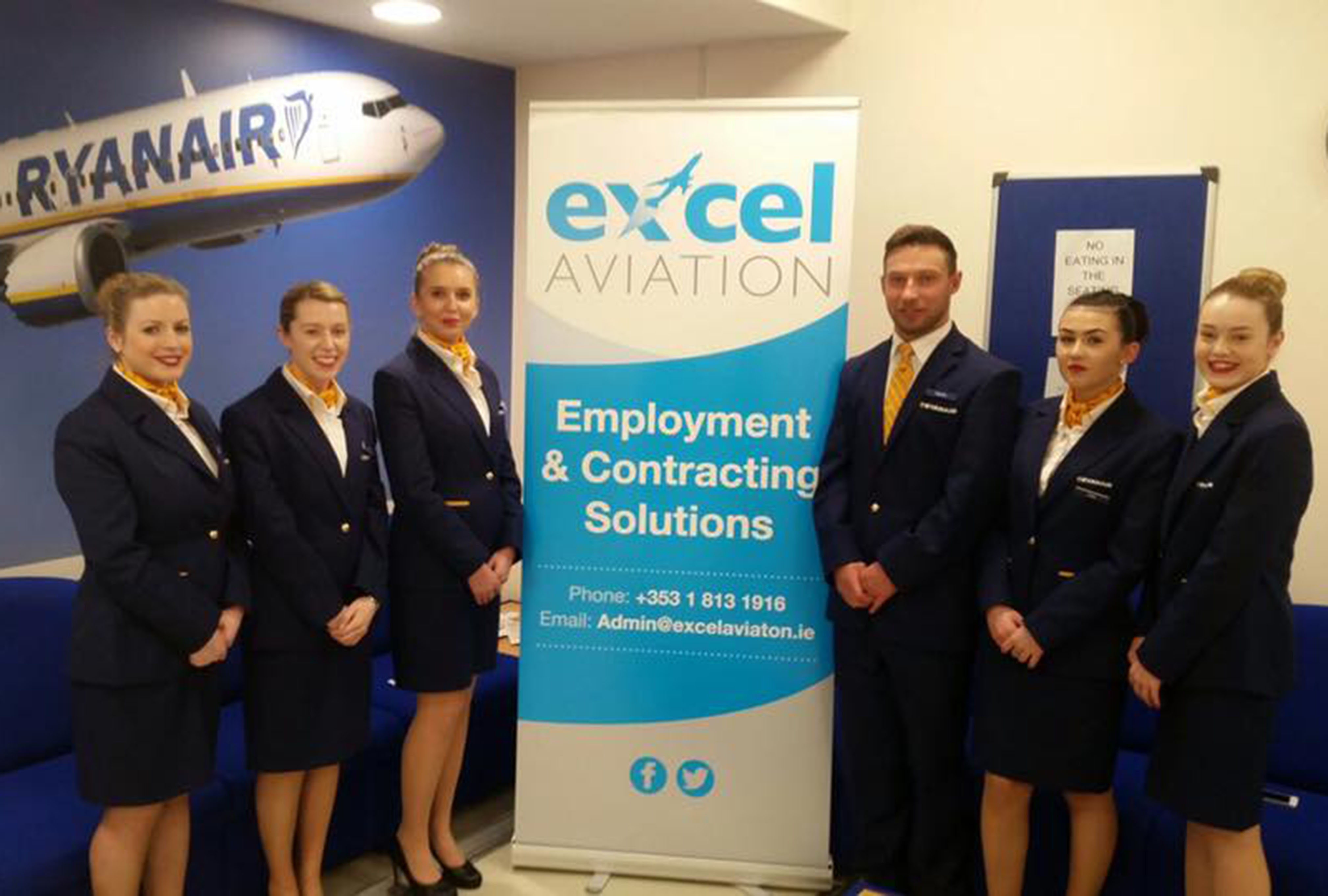 check in agent excel aviation inaugural check in agents graduates