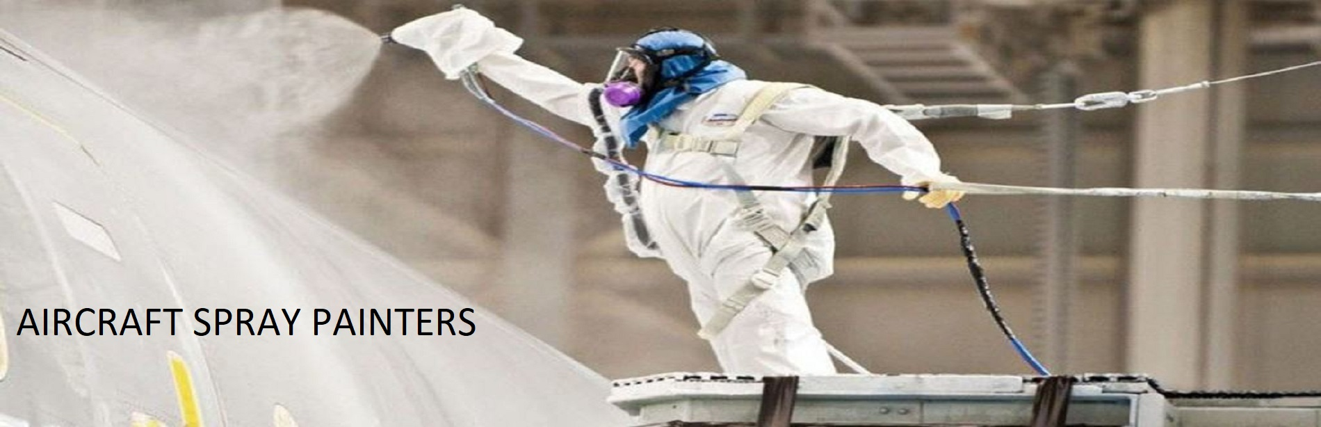 Aircraft Spray Painters